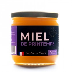 Miel de printemps tartinable - 500g